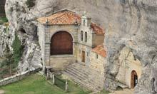 hermitage of San Bernabé