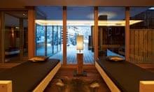 The spa at Lagació