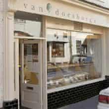 Van Doesburg's delicatessen, Ludlow