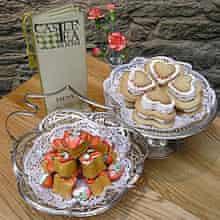 Castle Tea Rooms, Ludlow
