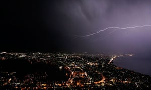 hakodate lightning