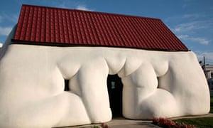 Fat House by Erwin Wurm
