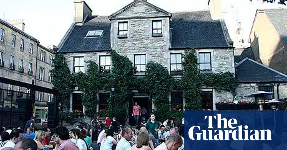 10 of the best pubs in Edinburgh | Travel | The Guardian