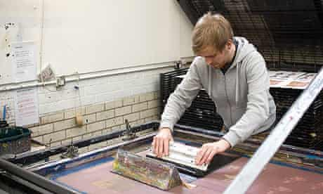 Edinburgh Printmakers Studio