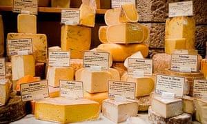 I J Mellis Cheese Shop