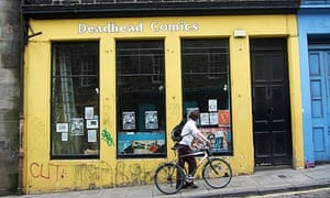 Deadhead Comics