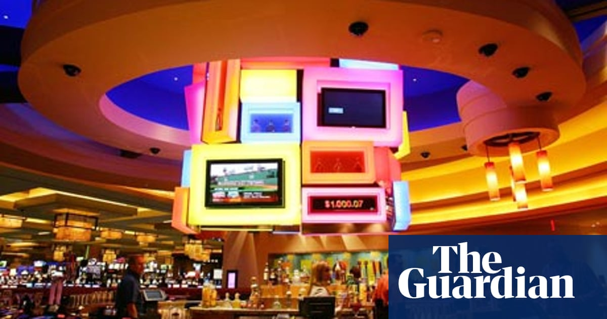 10 Of The Best Casino Hotels In Las Vegas Travel The Guardian