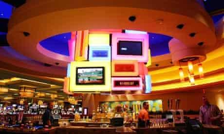 Red Rock Casino set to open, Las Vegas.