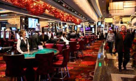 The Cosmopolitan, Las Vegas. The Cosmopolitan, Las Vegas.