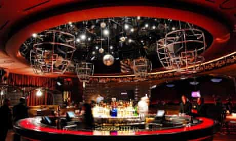 Cherry Nightclub at Red Rock Casino, Las Vegas.