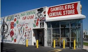 Gambler's General Store, Las Vegas.