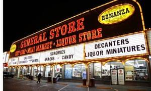 Bonanza store, Las Vegas