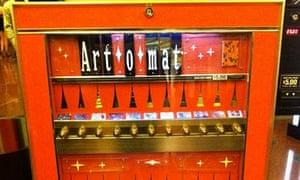 The Art-O-Mat, Las Vegas