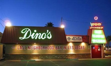 Dino's Lounge, Las Vegas