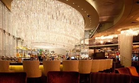 Chandelier Bar in The Cosmopolitan, Las Vegas