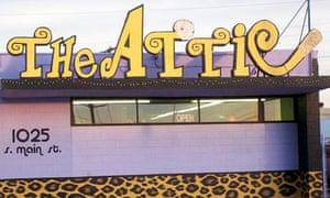 The Attic, Las Vegas.
