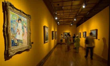 Bellagio Gallery of Fine Art, Las Vegas.
