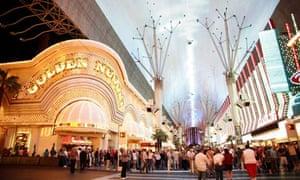 The Golden Nugget, Las Vegas.