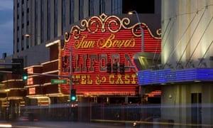 California Hotel, Las Vegas