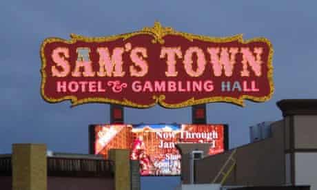 Sam's Town, Las Vegas