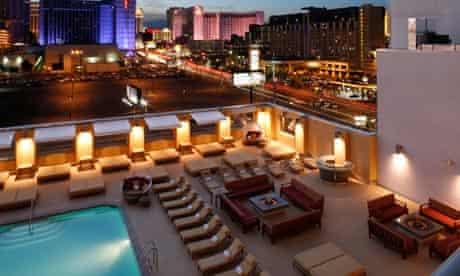 Platinum Hotel, Las Vegas.