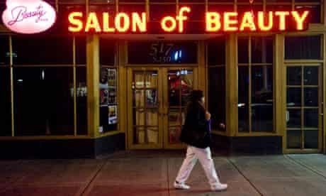 The Beauty Bar, Las Vegas.