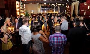 Celebrities at VEGAS Magazine cover party, Mandarin Oriental, Las Vegas