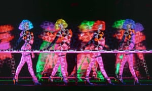 Crazy Horse Cabaret, Las Vegas