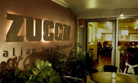 Zucca, Plymouth