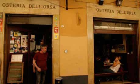 Osteria Dell'Orsa, Bologna