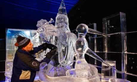 Ice Festival Bruges