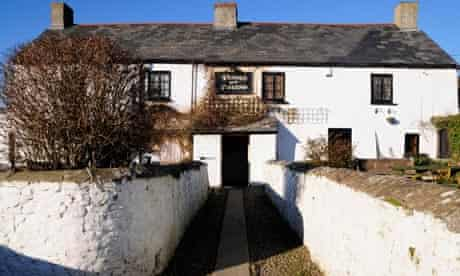 Plough and Harrow Pub, Monknash