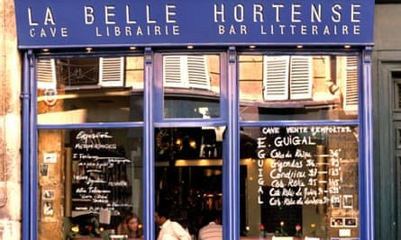 La Belle Hortense, Paris