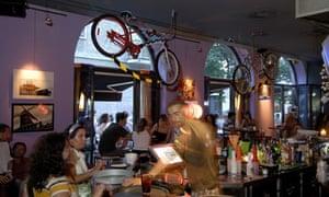 Le Biciclette bar Milan