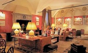 Four Seasons lobby, Milan