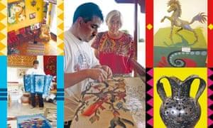 Mexican folk art in Oaxaca | Travel | The Guardian