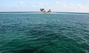 Belize islet