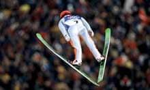 Utah Olympics jump