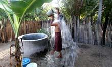 Pesalai Mannar washing well