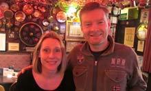 Juliet Kinsman and Mark Rae, Deal