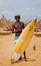 Dakar surfer
