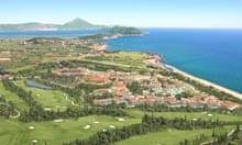 Romanos and Westin resorts