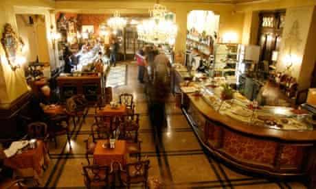 Caffé Torino, Turin