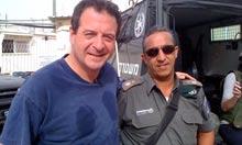 Mark Thomas Israeli