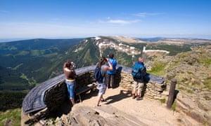 Mount Sniezka