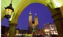 Marien Church in Krakow