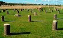 Woodhenge, Wiltshire