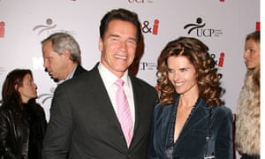 Arnold and wife