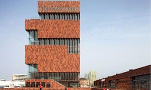 Museum aan de Stroom, Antwerp