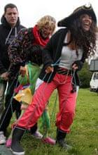 Gaia Tribe camp